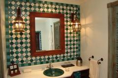 Chalet bathroom 1
