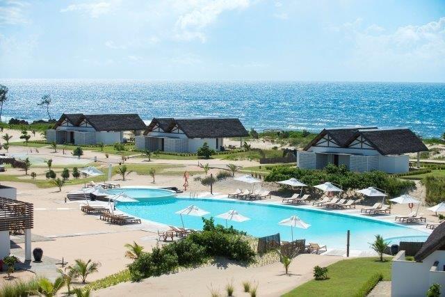 Diamonds Mequfi Beach Resort Mozambique Tours