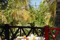 Al Fresco Breakfast Dining