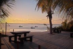 Dhow Bar View