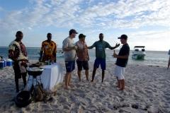 Island Braai or picnic